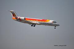 EC-IZP (mduthet) Tags: ecizp canadair crj200 airnostrum aéroportmarseilleprovence