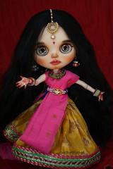 India FA (BeeBopBlythes) Tags: blythe blythes doll dolls toys toy custom cute takara pullip monsterhigh dal isul taeyang bjd handmade neo neoblythe