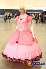 Supanova1 (MissCassandra) Tags: supanova melbourne pink ballgown pinkdress foxxiegal