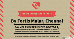 Heart transplant in India by FORTIS MALAR Hospitals (realpriya55) Tags: heart transplant india hospitals best hospital top