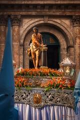 El Señor atado a la columna - Semana Santa de Valladolid (T. Dosuna) Tags: eccehomo semanasantadevalladolid fotografiaurbana gregoriofernández castillaleon españa spain tdosuna nikon d7100 20190419