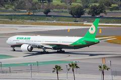 B777 B-16712 Los Angeles 22.03.19 (jonf45 - 5 million views -Thank you) Tags: airliner civil aircraft jet plane flight aviation lax los angeles international airport klax b777 777 eva air boeing b16712