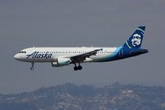 A320 N634VA Los Angeles 22.03.19 (jonf45 - 5 million views -Thank you) Tags: airliner civil aircraft jet plane flight aviation lax los angeles international airport klax alaska airlines airbus a320 n634va