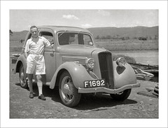 Vehicle Collection (9684) - Ford (Steve Given) Tags: socialhistory familycar automobile ford