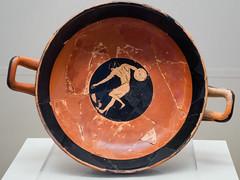 "Athletes XXXVIII: Diskobolos (Egisto Sani) Tags: ""red figure"" ""figure rosse"" kylix cup coppa ""late archaic period"" ""periodo tardo arcaico"" ""greek art"" ceramic"" pottery"" ""ceramica greca"" vases"" ""caramica attica"" ""attic ""vasi greci"" olympia ""museum history olympic games antiquity"" olimpia ""museo di storia dei giochi olimpici"" athens athene ""ancient agora museum"" ""p 2698"" antica agora"""