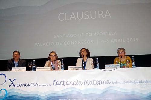 X Congreso Lactancia IHAN - Santiago 2019
