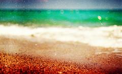 (Victoria Yarlikova) Tags: summer film sea analog 35mm darkroom pellicola smallformat scan scanfromnegative epsonv700 iso100 sunny grain dust sicily sicilia sand depthoffield blur