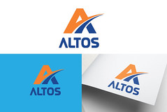 Altos_Logo_design (Designer_Kader) Tags: logo fashion handwriting namelogo card cartoon branding signature brand illustration businesscard typography professional logodesign vector