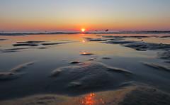 IMG_0011x (gzammarchi) Tags: italia paesaggio natura mare ravenna lidodidante alba sole riflesso