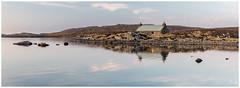 Fishing Retreat (ShaunXVII) Tags: grimersta loch fishing faoghail tuim bothy angler salmon trout sunset twilight dusk outerhebrides westernisles isle lewis isleoflewis hut calm peace serene tranquil tranquility nikon landscape landscapes leefilters scotland scottishislands highlandsandislands