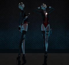 NEO-Japan SL Event Photo Contest 3 – Dementia Navarita – MISS SL ♛ Trinidad and Tobago (Dementia Navarita -MISS SL ♛ Trinidad & Tobago 2) Tags: neo japan miss sl cyberpunk scifi android robot dystopian