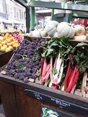 Mixed Veg (vw4y) Tags: vegetables purpplesprpoutingbroccoli swisschard boroughmarketor