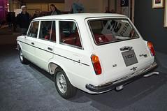 1974 Seat 1430 Especial Kombi Heck (Joachim_Hofmann) Tags: auto fahrzeug verbrennungsmotor ottomotor seat seat1430 fiat124 lizenzbau kombi kraftfahrzeug kfz fiat italienischesfahzeug italienischesauto