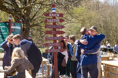 Camp Adventure Denmark (Håkan Dahlström) Tags: 2019 9a denderupvej destination gisselfeld klosters adventure camp climbing denmark haslev hug people photography sign skove tree kongstedborup regionzealand f56 xt1 landscape cropped 0ev normal 201904201115074 raw 463mm iso200 ¹⁄₂₂₀sec xf1855mmf284rlmois fujifilmxt1