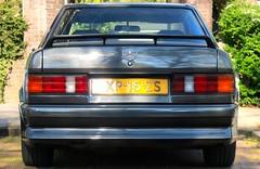 Mercedes-Benz 190E 2.3-16V Cosworth (Skylark92) Tags: nederland netherlands holland northholland noordholland amsterdam zuid south mercedes benz 190 e 190e 16v cosworth xp15zs 1985 23 2316v