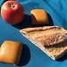 our picnic versus plum tart