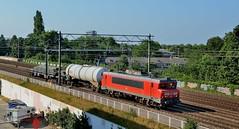 2015  97222  NL (Maarten van der Velden) Tags: nederland netherlands niederlande paysbas paísesbajos paesibassi eindhoven strijps dbcargo db1616 ns1616 ns1600 train61080