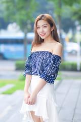 IMG_0034L (攝影玩家-明晏) Tags: 人 人像 戶外 outdoor 美女 g girl woman dodo 鄭育涵 taiwan taipei