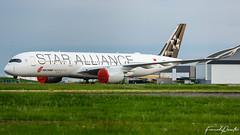 Airbus A350 Air China Star Alliance B-308M (French_Painter) Tags: airbus a350 airchina staralliance b308m fwznj