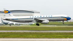 Airbus A321 Lufthansa Retrojet D-AIDV (French_Painter) Tags: airbus a321 lufthansa retrojet daidv