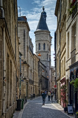 Bordeaux. La Grosse Cloche (Al Sanin) Tags: france bordeaux architecture alsanin
