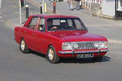 Ford Cortina YUE 854J (johnmorris13) Tags: ford fordcortina cortina yue854j