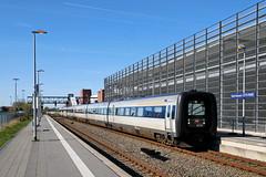 P1800195 (Lumixfan68) Tags: eisenbahn züge triebwagen baureihe mf ic3 gumminase dsb dänische staatsbahn ec eurocity ic intercity