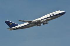 'BA67V' (BA0067) LHR-PHL (A380spotter) Tags: takeoff departure climbout boeing 747 400 gbygc boacbritishoverseasairwayscorporation goldenspeedbird19661974 britishairways10019192019 centenary retrocolours livery scheme retrojet ba100 baretrojet 2019 internationalconsolidatedairlinesgroupsa iag britishairways baw ba ba67v ba0067 lhrphl runway09r 09r london heathrow egll lhr