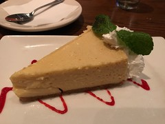 Key Lime Pie at Keg Steakhouse (procrast8) Tags: phoenix az arizona scottsdale restaurant dessert key lime pie keg steakhouse