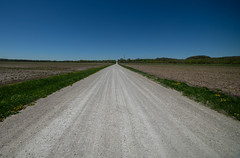Road Less Traveled (DDM Imaging) Tags: country farm farmland sky road gravel gravelroad spring roads countryside travel home land camera sony a7ii a7m2 color colors colour colours backroads