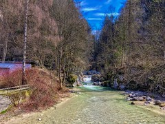 Kaiserbach near Kufstein, Tyrol, Austria (UweBKK (α 77 on )) Tags: österreich kaiserbach river stream brook creek bach water flow tree forest kufstein tyrol tirol austria europe europa iphone nature walk hike outdoors