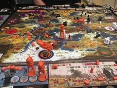 Scythe Fenris (RobotSkirts) Tags: boardgame game board boardgamenight scythe riseoffenris fenris