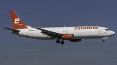 XA-EME_MIA_Landing_9 (MAB757200) Tags: estafetacargoaerea b737490f xaeme aircraft airplane airlines airport jetliner freighter cargo boeing landing runway9 mia kmia