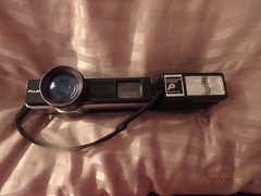 Pocket Fujica 350 Zoom Front (JamiSings) Tags: vintage cameras brownie camera super 8 old