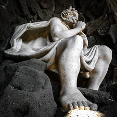Pan (HSS) (KPPG) Tags: hss sliderssunday pan kassel bergparkwilhelmshöhe skulptur sculpture processed deutschland germany