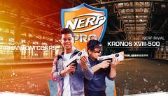 Nerf Pro Vietnam (hello.nerfpro) Tags: nerf pro rival elite mega zombie nstrike modulus