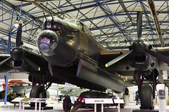 Avro Lancaster B.1 (R5868) (Bri_J) Tags: rafmuseum hendon london uk museum airmuseum aviationmuseum nikon d7500 aircraft avrolancaster b1 avro lancaster r5868 bomber wwii raf