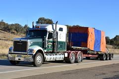 L.Arthur PTY LTD - International Eagle (Scottyb28) Tags: truck trucks trucking highway haulage diesel interstae
