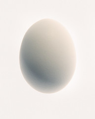 Bare Minimum (Chancy Rendezvous) Tags: easter egg minimalist white holiday symbolic figure ground resurrection fertility minimal happyeaster happypassover undecorated plain abstraction
