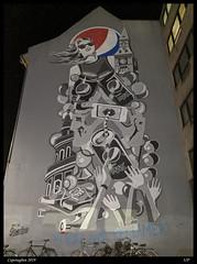 Copenaghen 2019 (lupoalberto12) Tags: letmeitalianyou discovercopenaghen copenaghen 2019 murale mural teampixel