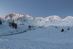 Prima del sole (cesco.pb) Tags: simplonpass switzerland passodelsempione svizzera alps alpi fletschhorn canon canoneos60d tamronsp1750mmf28xrdiiivcld alba dawn sunrise montagna mountains