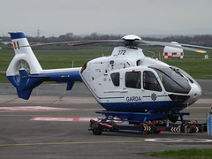 272 Garda Eurocopter EC135 Helicopter (Aircaft @ Gloucestershire Airport By James) Tags: gloucestershire airport 272 garda eurocopter ec135 helicopter egbj james lloyds