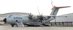 F-WWMT A400M port side (kitmasterbloke) Tags: aeroscopia toulouse museum aviation aircraft heritage preserved displayed indoor france