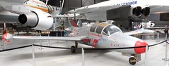 24_330-DB MS760 Paris-Nice II (kitmasterbloke) Tags: aeroscopia toulouse museum aviation aircraft heritage preserved displayed indoor france