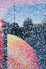 Shattered (gergelytakacs) Tags: csallóköz dunajskástreda dunaszerdahely eu easterneurope europe europeanunion kukkónia niedermarkt sr slovak slovakrepublic slovakia slovensko abstract abstraction ad advertisement calle cellphone chroma citylight color colore colorful colour couleur crack cracked damaged demolished destroyed farbfotografie fotocromía fracture fragmented geometricabstraction glass hue minimal mobilephone reflect reflection rue ruin ruined saturation shatter shattered smalltown smashed split strada strasenfotografie street streetphotographer streetphotography streetphotgrapher streetphotgraphy town trees ulica urban urbanphoto urbanphotographer urbanphotography utcafotó vandal vandalised vandalism žitnýostrov улица цветная סרדאהלי רחוב