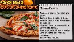 Low Carb Receitas Almoço Pizza Com Massa De Couve-Flor (Lowcarb Receitas) (Tipos de Dieta) Tags: ifttt youtube dieta para emagrecer