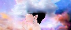 head in the clouds ☁☁☁ (Yoona Bae) Tags: joji 88rising headintheclouds head clouds catwa looa maitreya meshbody bento taketomi itgirls skin fakeicon clasp yugyeom equal10 earrings