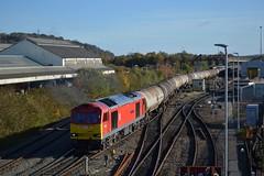 60019, Nottingham (JH Stokes) Tags: diesellocomotives 60019 class60 dbcargo nottingham trains trainspotting tracks transport railways locomotives photography railroads