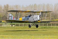 K4259/G-ANMO DH-82A Tiger Moth II (amisbk196) Tags: unitedkingdom aviation flickr amis airfield headcorn 2019 kent uk lashenden k4259 ganmo dh82a tiger moth ii