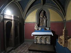 Eglise Saint-Léger (XIIe-XVIe), Cognac (16) (Yvette G.) Tags: confessionnal cognac 16 charente poitoucharentes nouvelleaquitaine église artroman